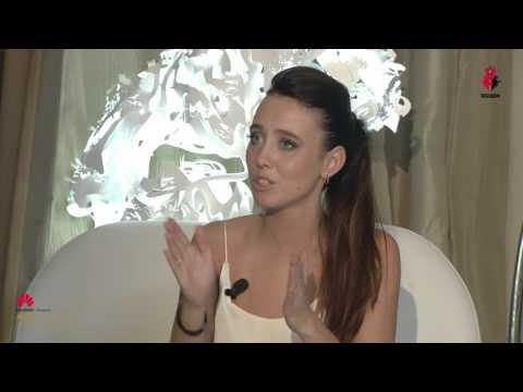 Interview to Sylvio Kovacic by AMSFTV - Arab Fashion Week