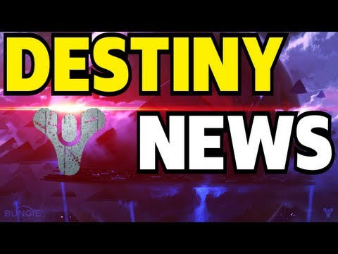 Destiny News - 3rd Person View-Same Character for 10 Years! Large Player Counts?? & Much More!