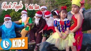 Bạch Tuyết và Bảy Chú Lùn - Bé Minh Vy | Nhạc Thiếu Nhi 2018