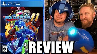MEGA MAN 11 REVIEW - Happy Console Gamer