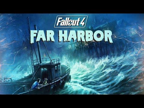 Fallout 4 Far Harbor DLC Gameplay Trailer - Official Trailer! (Fallout 4 DLC Far Harbor)