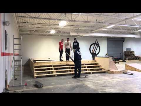 Shredquarters skate 3