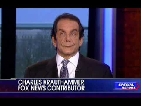 Charles Krauthammer: Obama Is A Fraud; Wizard Of Oz; What He Preaches Doesn't Work