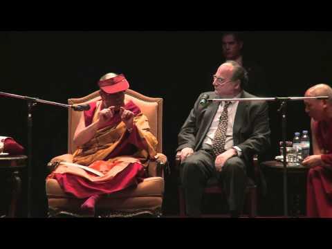 Dalai Lama en Argentina -