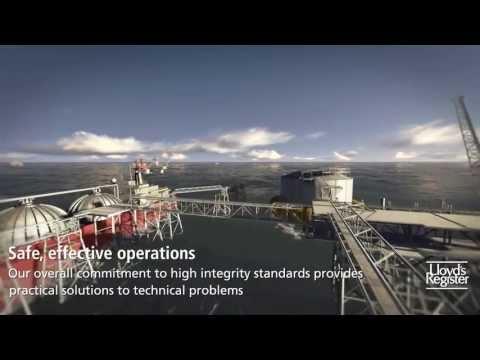 Lloyd's Register Energy Offshore STORY