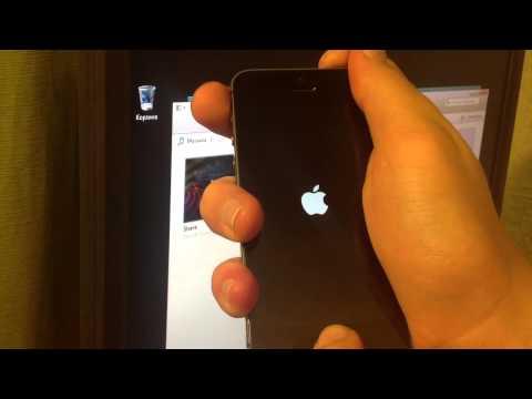 Режим DFU для iPhone. Как войти и выйти.