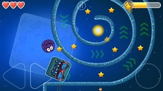 Bilberry Ball plays Red Ball 4 and kills the BOSS in last chapter 4! All levels played.