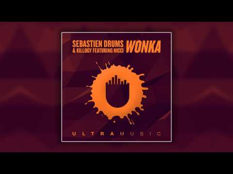 Sebastien Drums & Killogy feat. Nicci - Wonka (Cover Art)