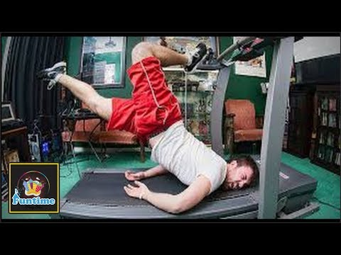 Gym Fails Funny Pranks, FUNNY VIDEO 2018 FUNTIME