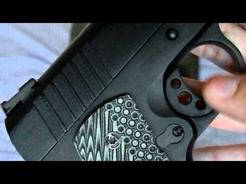 Taurus PT 1911 Upgrades