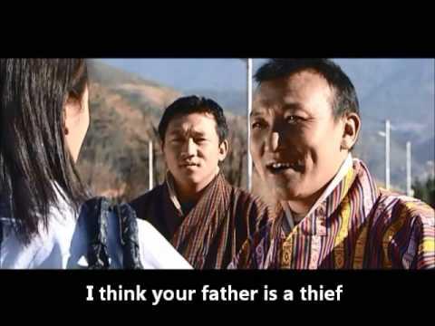 Featuring Phuba Thinley, Bhutanese girl's THug Life
