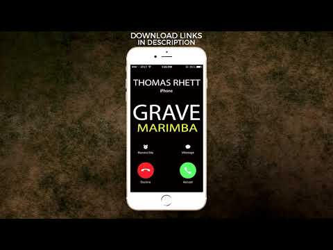 Latest iPhone Ringtone - Grave Marimba Remix Ringtone - Thomas Rhett