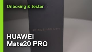 Huawei Mate20 PRO unboxing