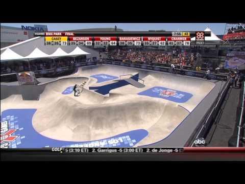 2012 X-Games BMX Park Final