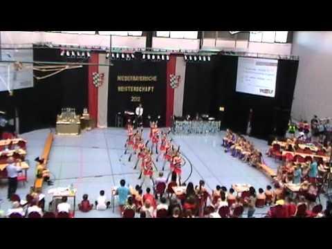 Hebby Jebbies - Let´s do it - Niederbayerische Meisterschaft 2012