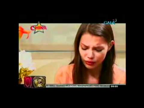 "Rhian Ramos ""SCRIPTED"" Statement About Dj Mo Twister  Abortion on 24 Oras Dec 7,2011"