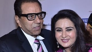 Dharmendra And Poonam Dhillon Make Double Trouble