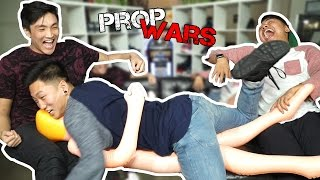 PROP WARS: Blow Up Doll
