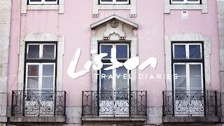 Lisbon - Follow Me Around - Restaurant tips, outfits, impressions