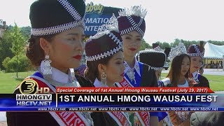3 HMONG NEWS: More coverage of 1st Annual Hmong Wausau Festival coming up on 3HMONGTV..