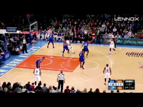 Amar'e Stoudemire TOP10 of 2012-13 Regular Season