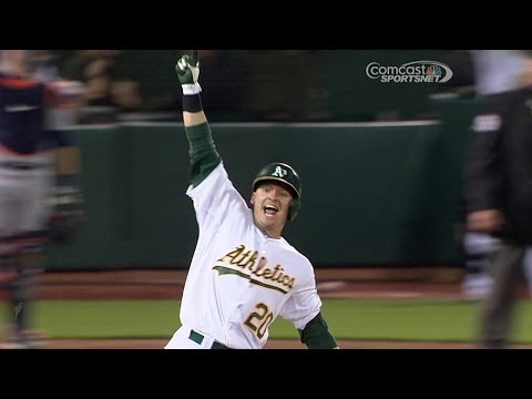 Josh Donaldson Highlights 2013 HD