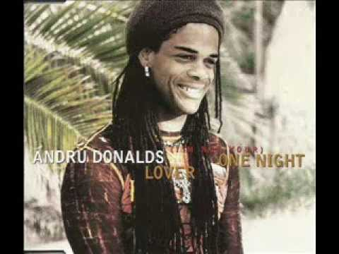 Andru Donalds  ~ one night lover.wmv
