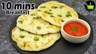 10 Minutes Instant Breakfast Recipes | Quick And Easy Breakfast Recipe | Healthy Breakfast Recipe