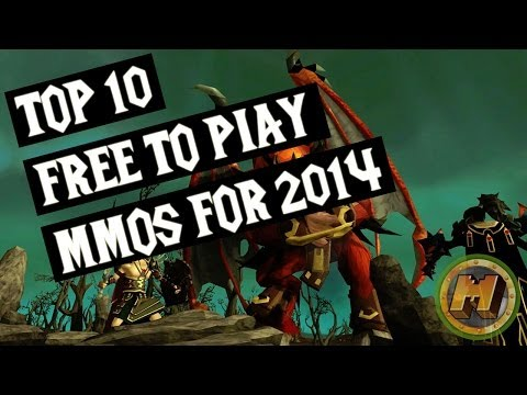 Top 10 Free to Play MMOs for 2014