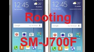 How to Root Samsung Galaxy J7 Root Samsung SM-J700F