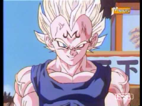 Dragon Ball Majin Vegeta Dragon Ball Z-majin Vegeta