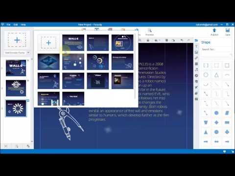Free Multimedia Presentation Software – Best PowerPoint Alternative