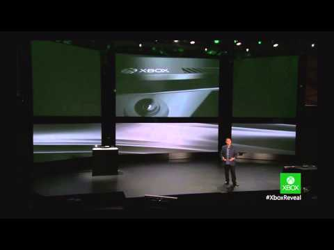 Xbox One Event  5/21/2013 Pt: 3 Architecture with Marc Whitten
