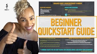 SNAKE DIET QUICKSTART GUIDE FOR BEGINNERS
