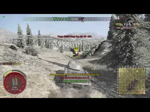 World of Tanks Xbox one Tiger 1 4 Kills