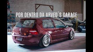 Por dentro da Arved's Garage, referência em customização de VAG no Brasil // The Justyce TV