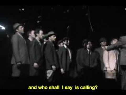 Conspiracy of Beards Leonard Cohen Who by Fire English subs