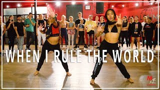LIZ - When I Rule the World | Choreography by Blake McGrath