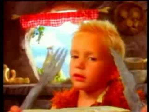 Betuwe Jam (Flipje) reclame uit de jaren 90