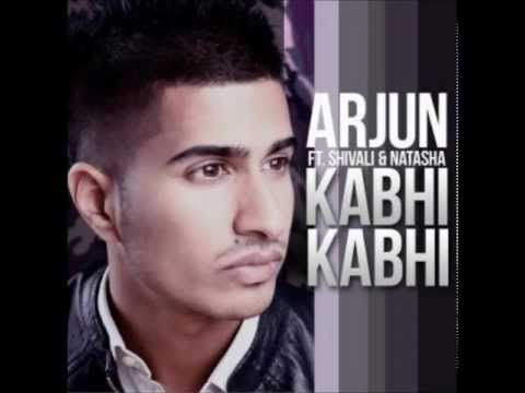 Arjun- Kabhi Kabhi(ft. Shivali & Natasha)Chipmunk Version