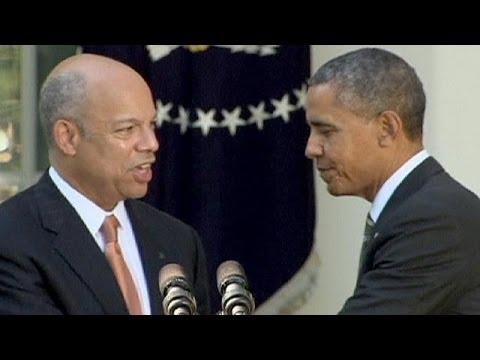 États-Unis : Jeh Johnson, nouveau chef du Homeland Security