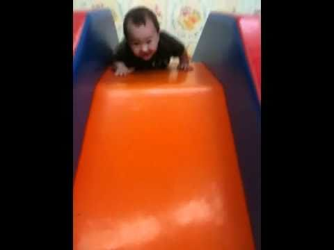 Kentaro And A Slide video