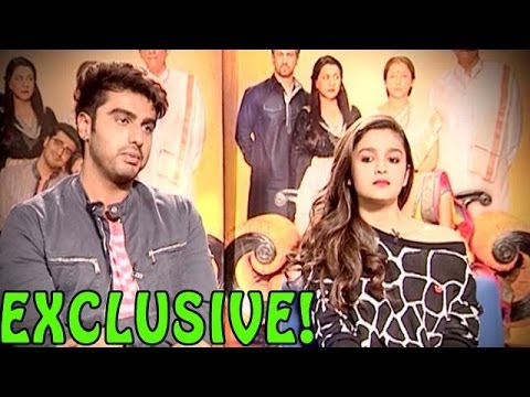 2 States  | Alia Bhatt and Arjun Kapoor - EXCLUSIVE Interview