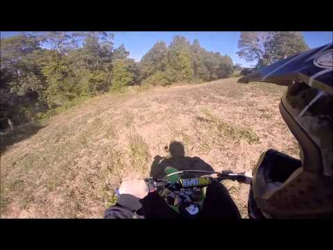 Orion 125 pit bike adventure