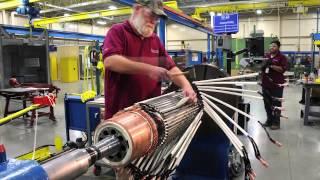 ABB Robotics - Electric Motor Manufacturing at Baldor (ABB)