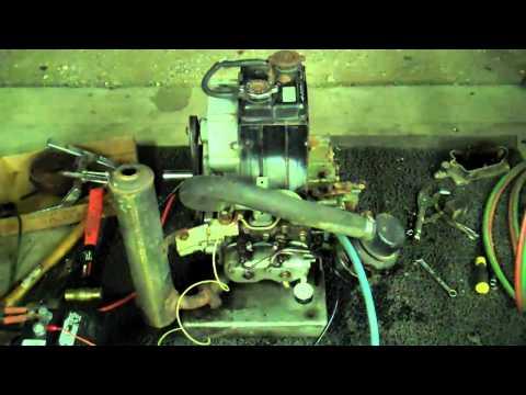 Kubota Zb600c-1 Diesel engine