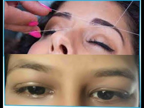 EYEBROW THREADING CARE | AFTER CARE TIPS & TRICKS FOR ACNE, REDNESS, PIMPLES IN HINDI | JoeeTalks |