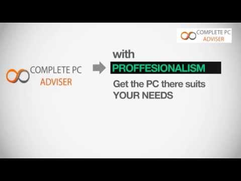 Complete Pc-adviser video