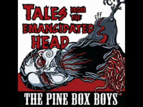 The Pine Box Boys - A.M. Radio Floating in Blood