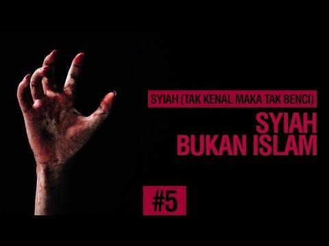 Tak Kenal Maka Tak Benci (Syiah Bukan Islam) - Ustadz Khairullah Anwar Luthfi, Lc